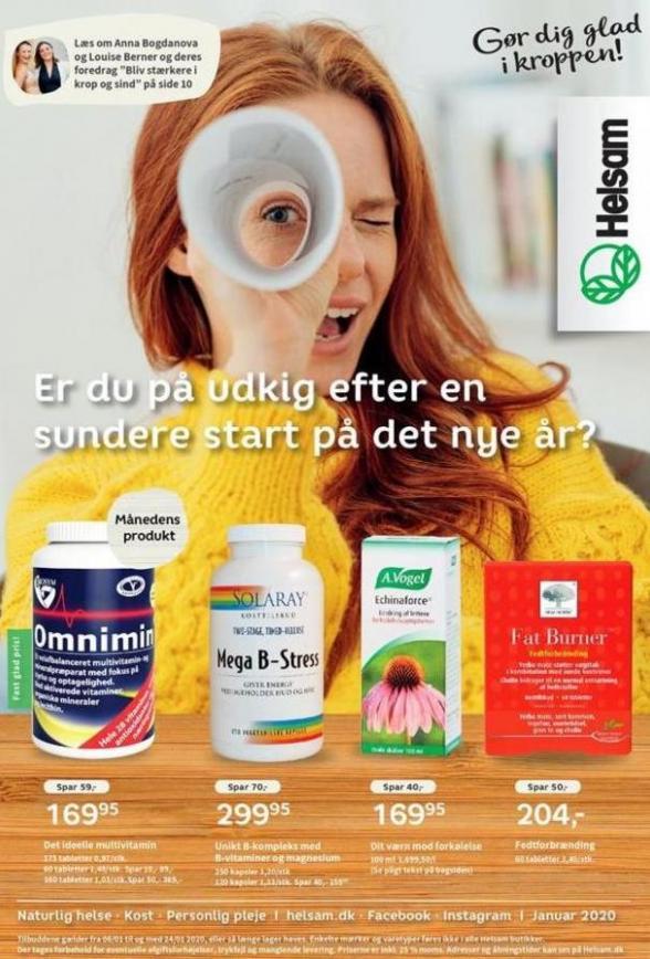 Januar magasin . Helsam (2020-01-24-2020-01-24)