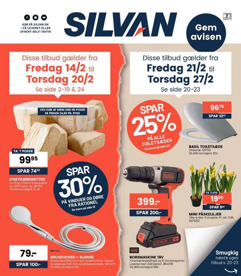 Ugens tilbud! . Silvan (2020-02-20-2020-02-20)