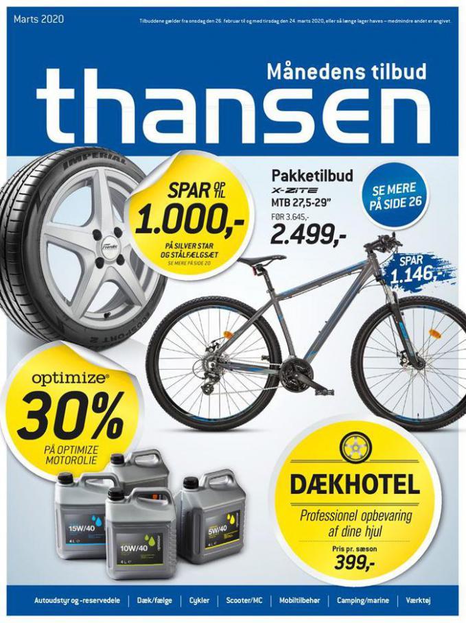 Marts 2020 . Thansen (2020-03-24-2020-03-24)