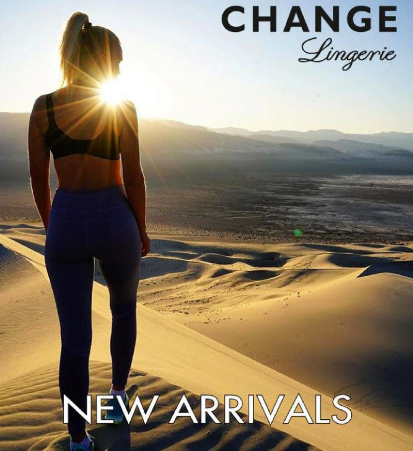 New Arrivals . Change (2020-04-19-2020-04-19)