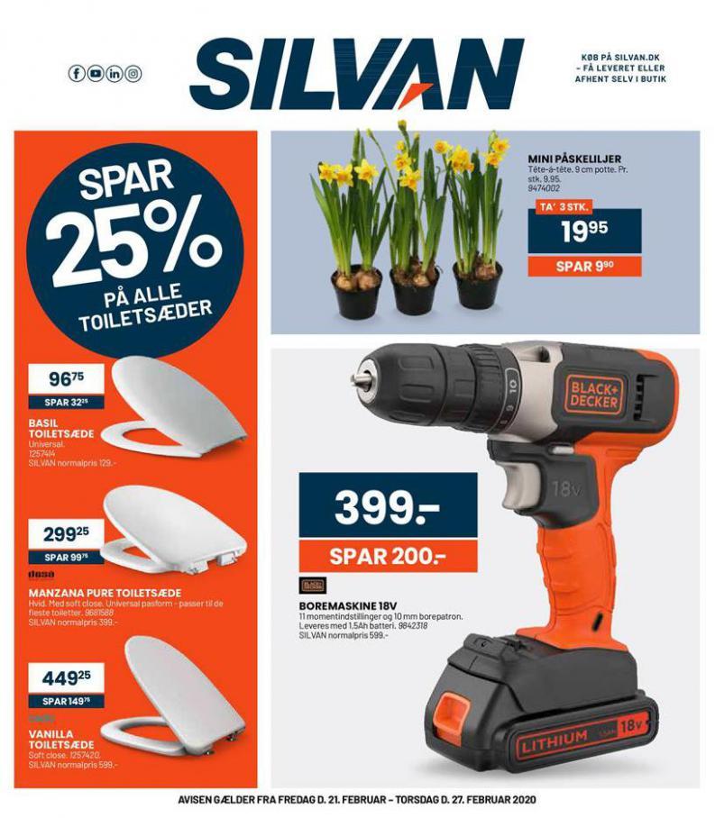 Ugens tilbud! . Silvan (2020-02-27-2020-02-27)