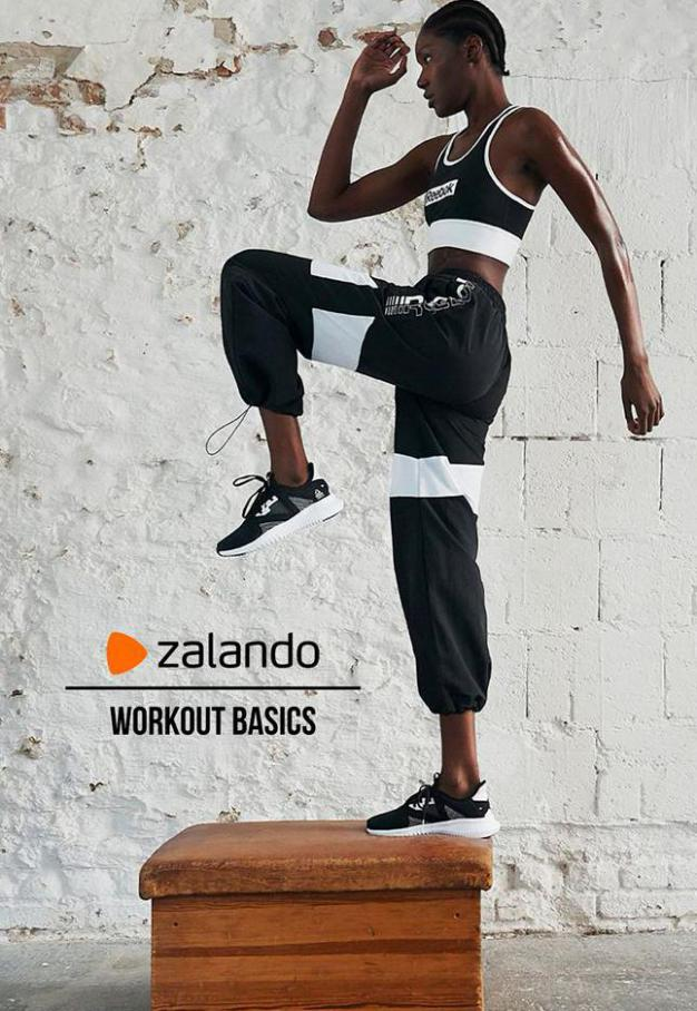 Workout basics . Zalando (2020-04-13-2020-04-13)