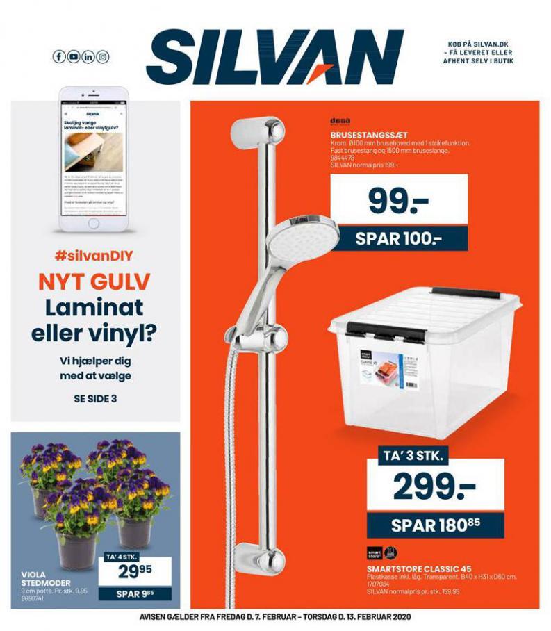 Ugens tilbud . Silvan (2020-02-13-2020-02-13)
