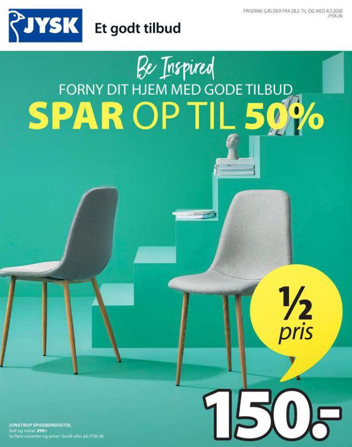 Ugens tilbud! . JYSK (2020-03-08-2020-03-08)