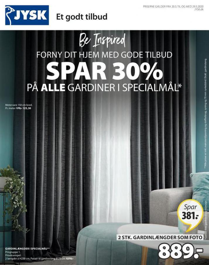 Ugens tilbud! . JYSK (2020-03-29-2020-03-29)