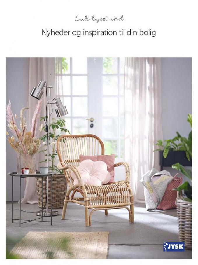 Nyheder og inspiration til din bolig . JYSK (2020-03-31-2020-03-31)