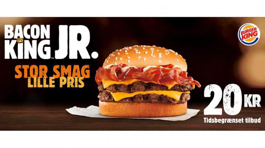 Burger King Tilbud . Burger King (2020-04-30-2020-04-30)