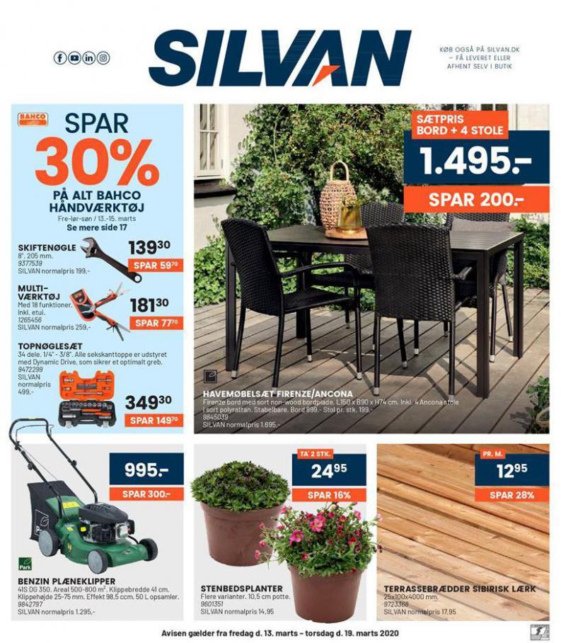 Ugens tilbud! . Silvan (2020-03-19-2020-03-19)