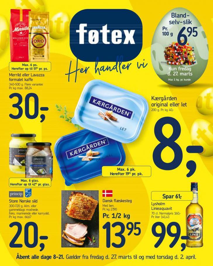 Her Handler Vi . Føtex (2020-04-02-2020-04-02)