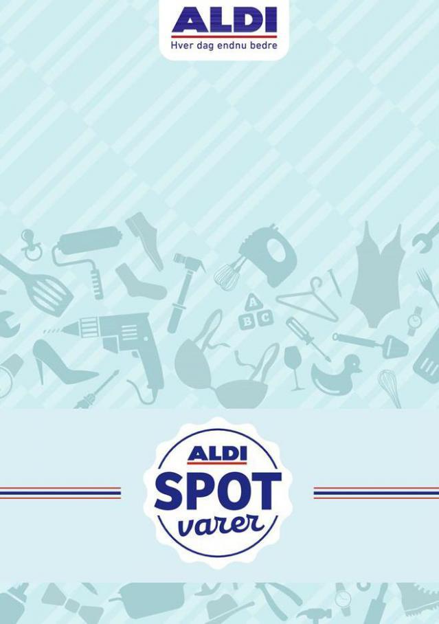 Spot varer . ALDI (2020-03-25-2020-03-25)