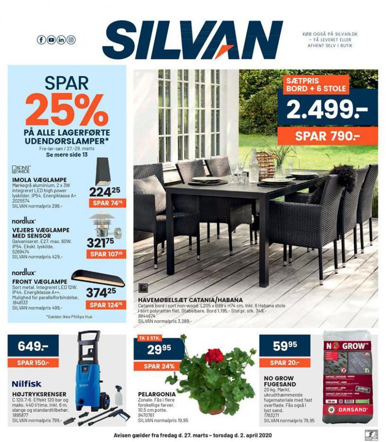 Ugens tilbud! . Silvan (2020-04-02-2020-04-02)