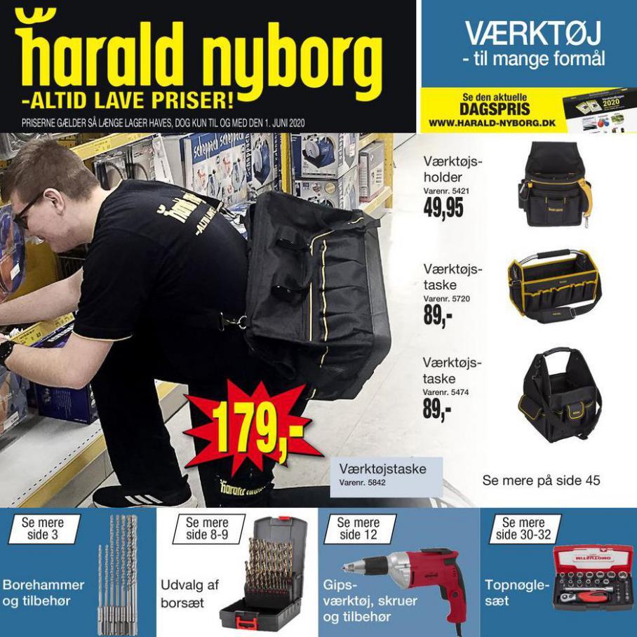 Harald Nyborg Tilbudsavis Værktøj . Harald Nyborg (2020-06-01-2020-06-01)