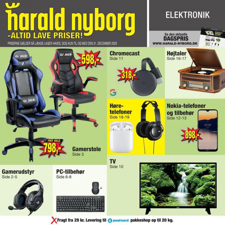 Harald Nyborg Tilbudsavis Elektronik . Harald Nyborg (2020-12-31-2020-12-31)