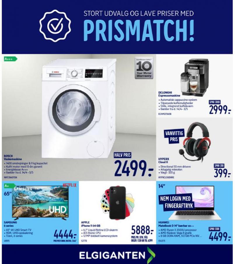 Prismatch! . Elgiganten (2020-04-26-2020-04-26)