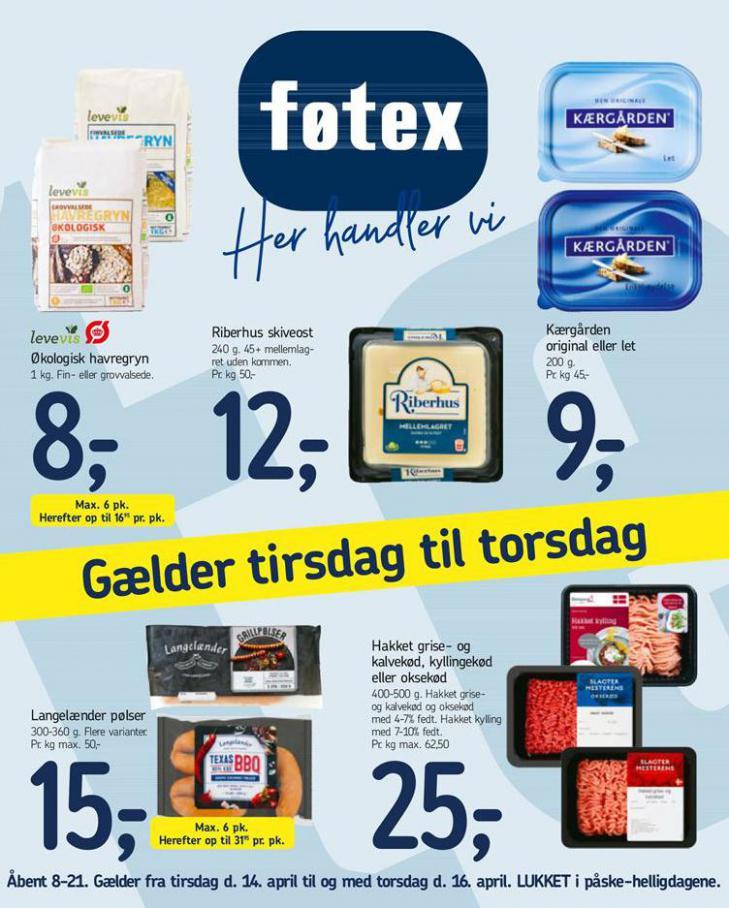 Her Handler Vi . Føtex (2020-04-16-2020-04-16)