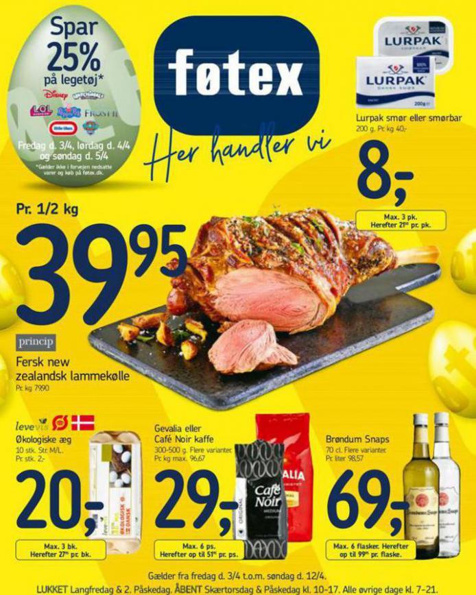 Her Handler Vi . Føtex (2020-04-12-2020-04-12)