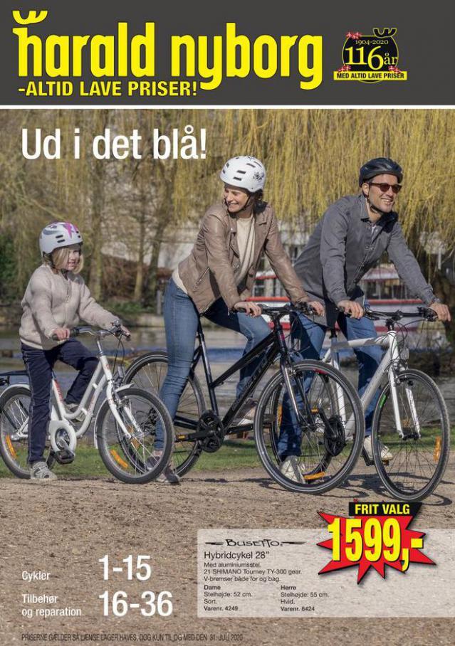 Harald Nyborg Tilbudsavis Cykler . Harald Nyborg (2020-07-31-2020-07-31)