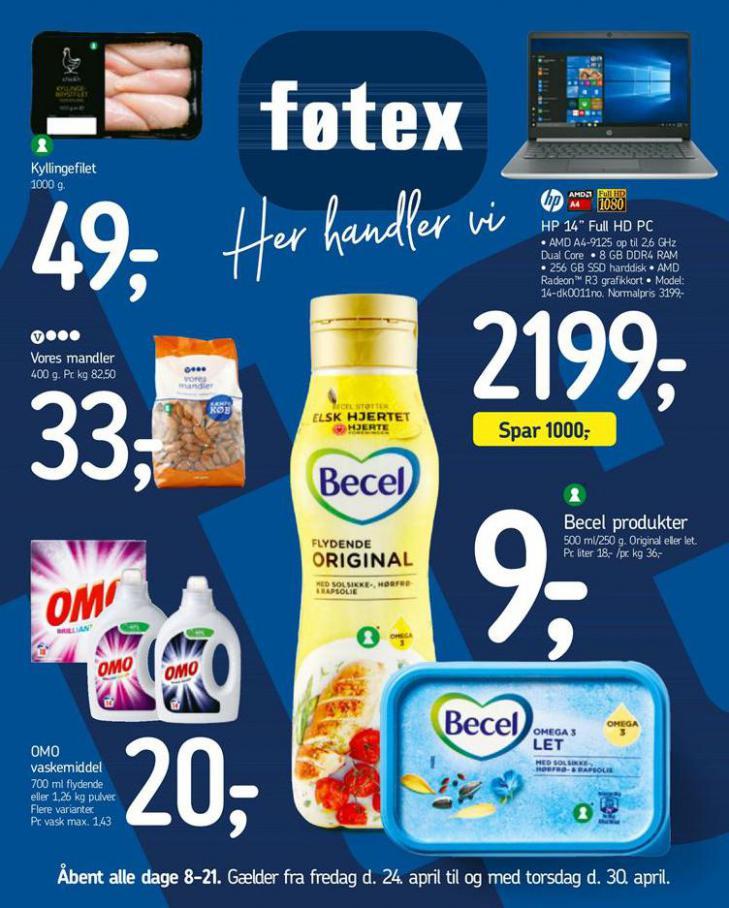 Her Handler Vi . Føtex (2020-04-30-2020-04-30)