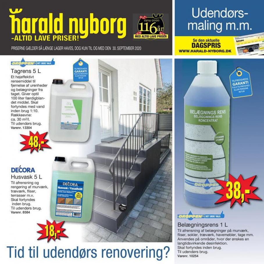Harald Nyborg Tilbudsavis . Harald Nyborg (2020-09-30-2020-09-30)