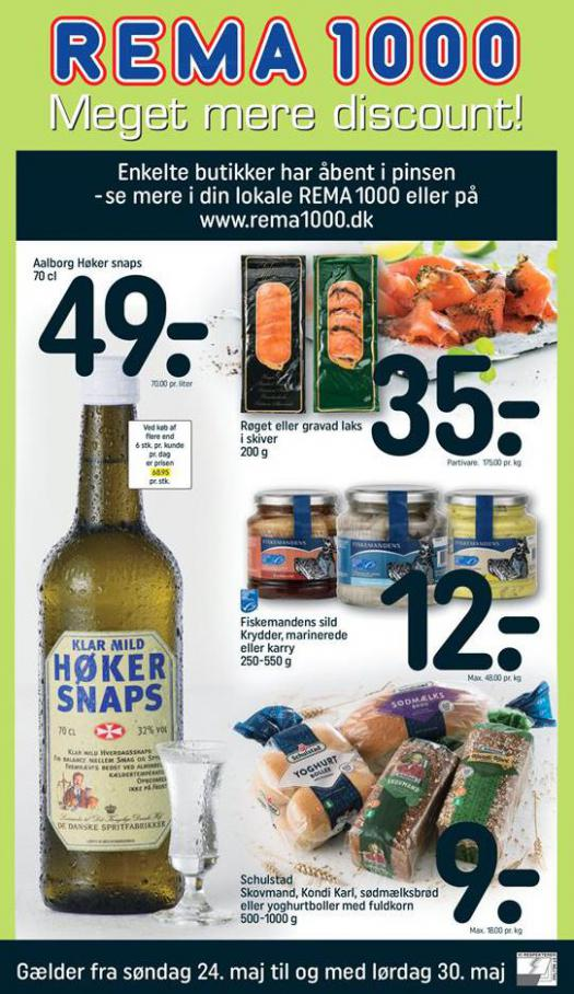 Meget mere discount! . Rema 1000 (2020-05-30-2020-05-30)
