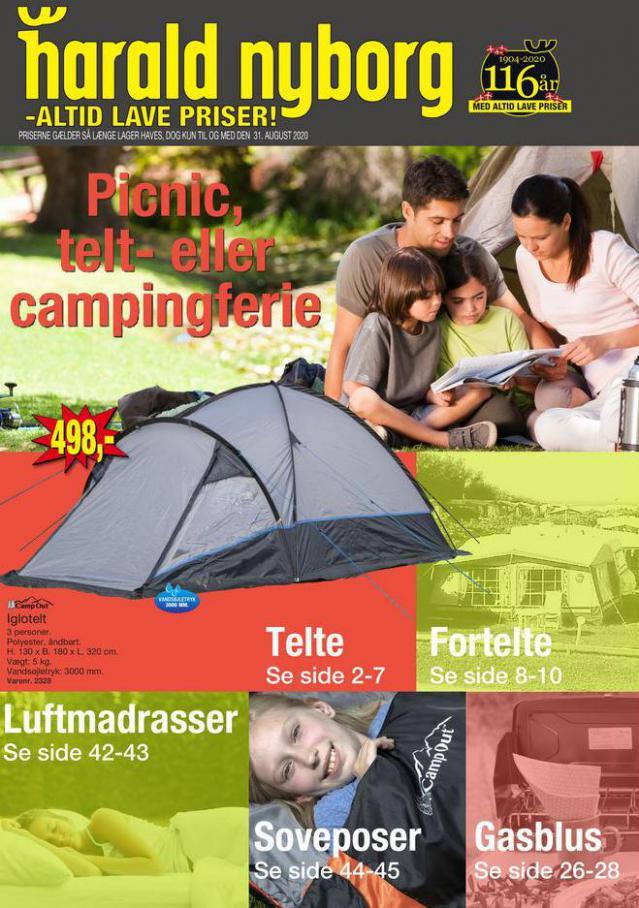 Harald Nyborg Tilbudsavis Camping . Harald Nyborg (2020-08-31-2020-08-31)