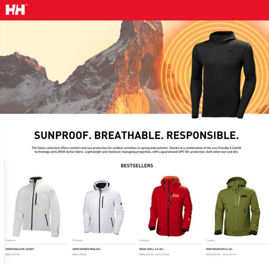 New Arrivals . Helly Hansen (2020-06-10-2020-06-10)