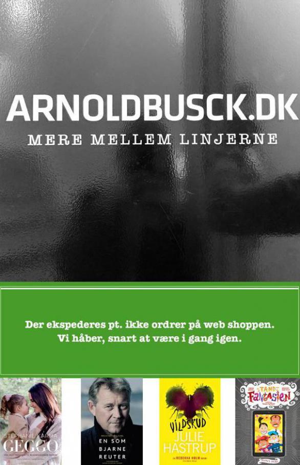 ARNOLDBUSCK . Arnold Busck (2020-06-08-2020-06-08)