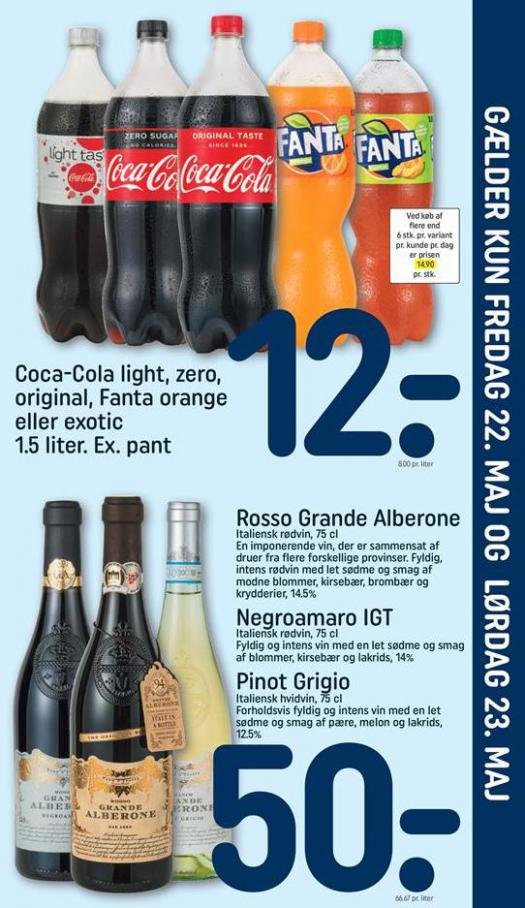 Weekend tilbud! . Rema 1000 (2020-05-23-2020-05-23)