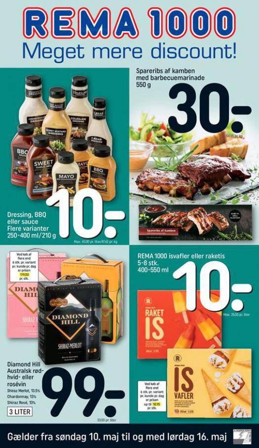 Meget mere discount!   . Rema 1000 (2020-05-16-2020-05-16)