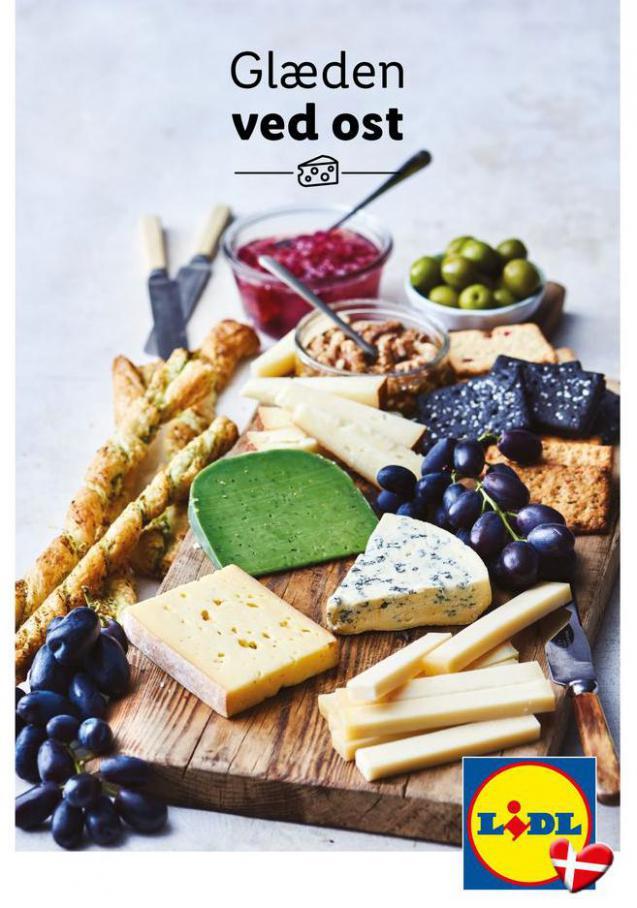 Glæden ved ost . Lidl (2021-12-31-2021-12-31)