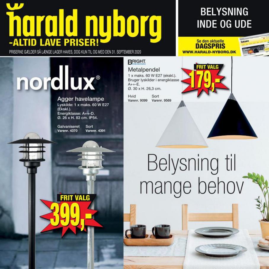Harald Nyborg Tilbudsavis Belysning . Harald Nyborg (2020-09-30-2020-09-30)