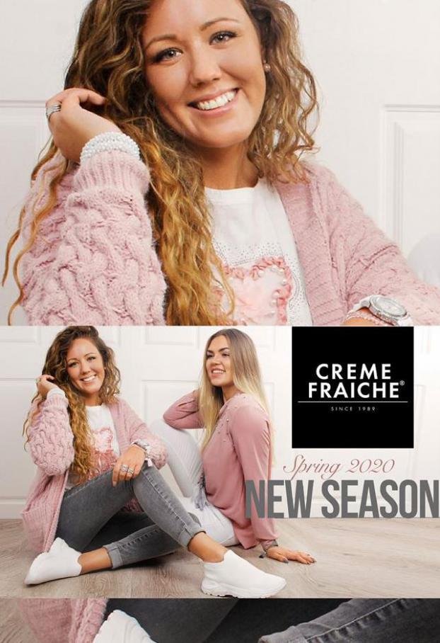 New Season . Creme Fraiche (2020-09-22-2020-09-22)