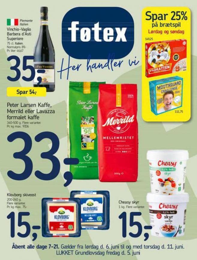Her Handler Vi . Føtex (2020-06-11-2020-06-11)
