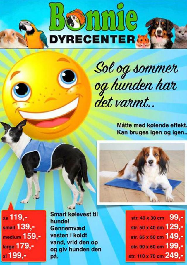 Sol og Sommer . Bonnie Dyrecenter (2020-07-12-2020-07-12)