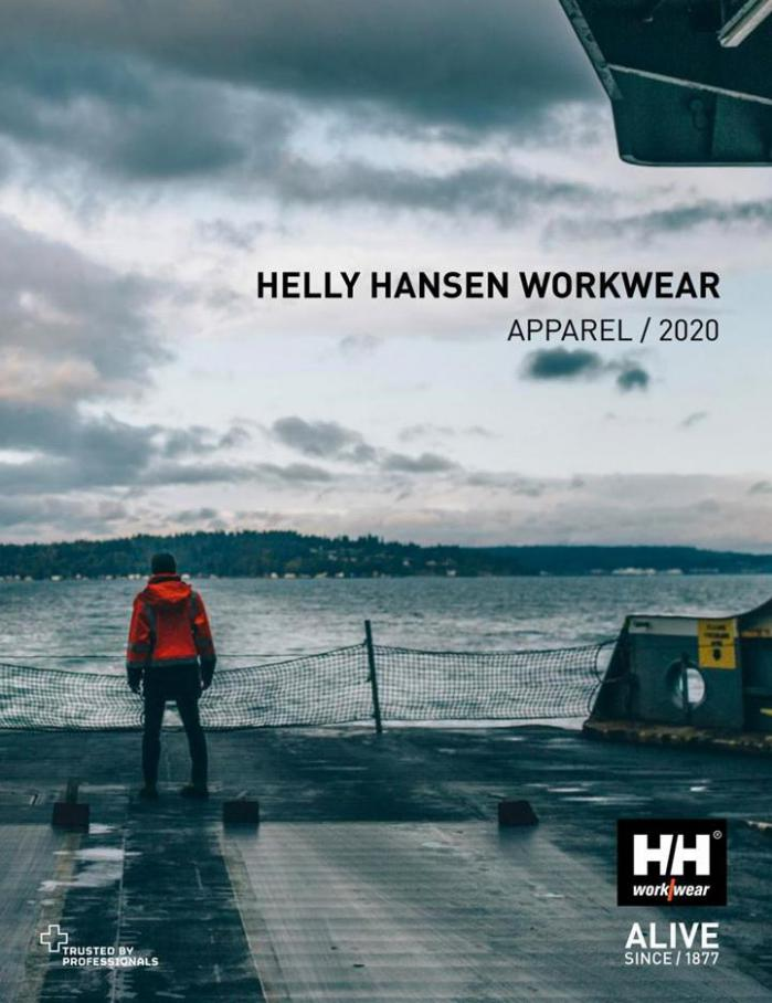 Helly Hansen Workwear catalogue . Helly Hansen (2021-01-03-2021-01-03)
