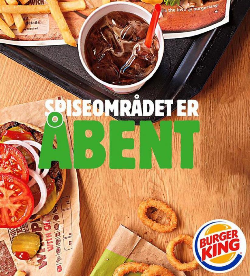 Burger King Tilbud . Burger King (2020-08-02-2020-08-02)