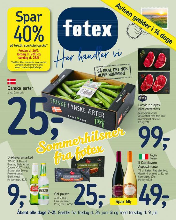 Her Handler Vi . Føtex (2020-07-09-2020-07-09)