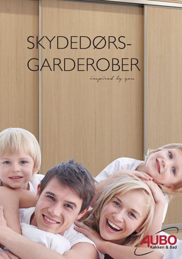 SKYDEDØRS GARDEROBER . Aubo (2020-07-31-2020-07-31)