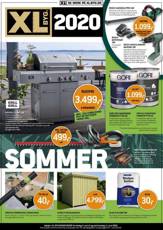 Sommer Tilbudavis  . XL-BYG (2020-06-11-2020-06-11)