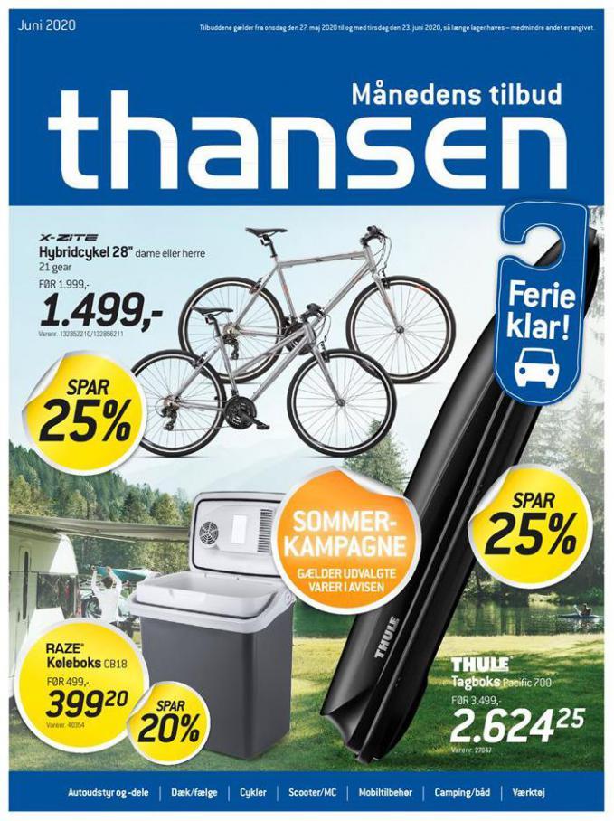 Månedens tilbud . Thansen (2020-06-23-2020-06-23)