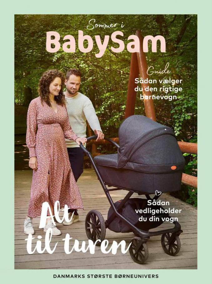 Alt til turen . Babysam (2020-09-10-2020-09-10)