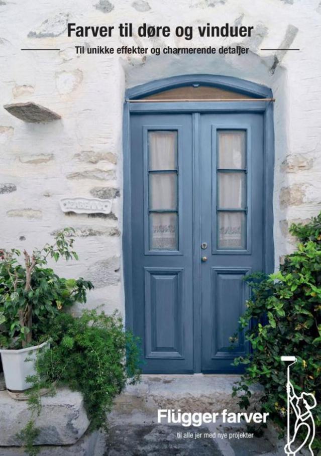 Farver til døre og vinduer . Flügger (2020-09-30-2020-09-30)