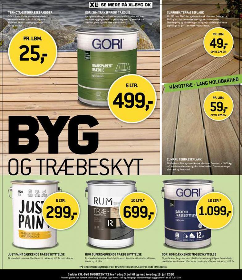 BYG OG TRÆBESKYT . XL-BYG (2020-07-16-2020-07-16)