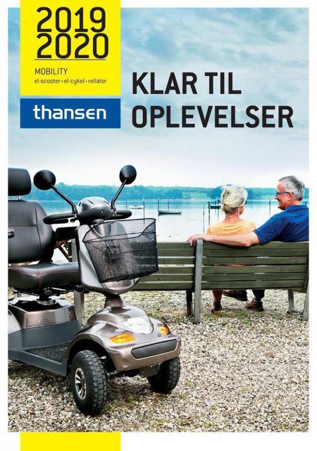 KLAR TIL OPLEVELSER . Thansen (2020-09-30-2020-09-30)