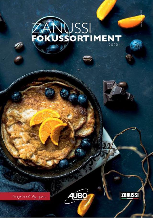 Zanussi Fokus sortiment . Aubo (2020-09-30-2020-09-30)