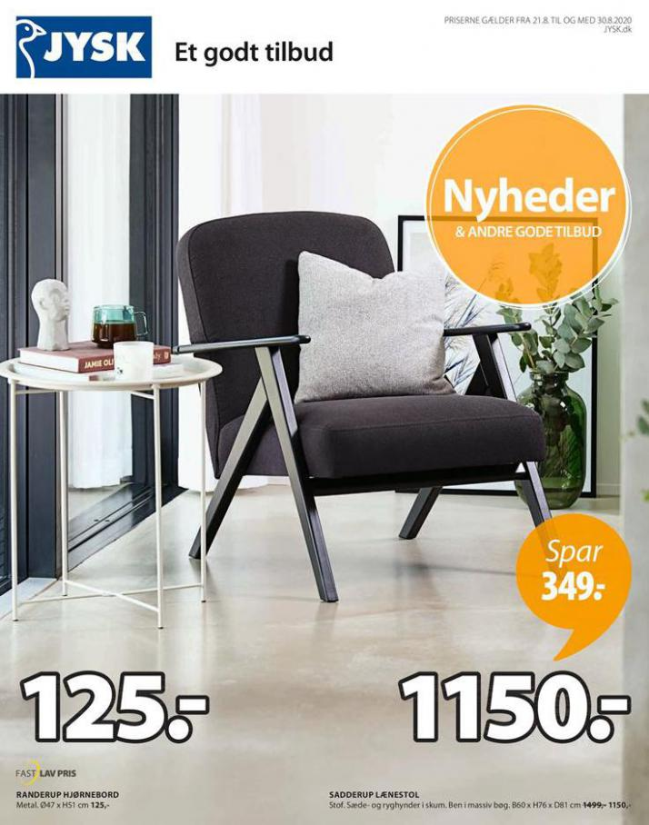 Nhyeder JYSK . JYSK (2020-08-30-2020-08-30)