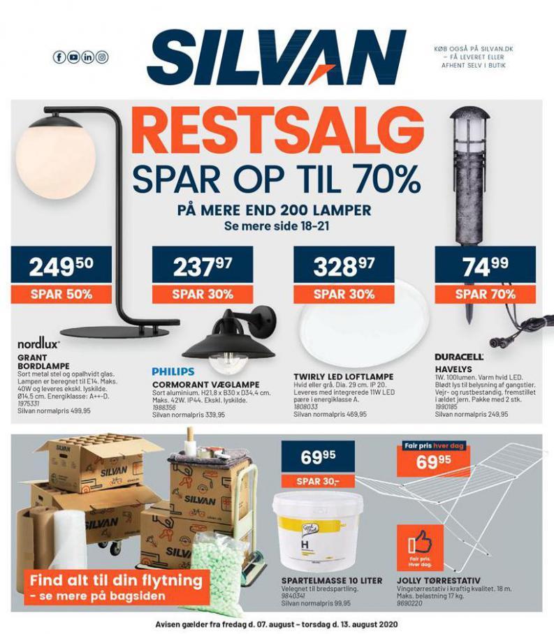 Restsalg . Silvan (2020-08-13-2020-08-13)