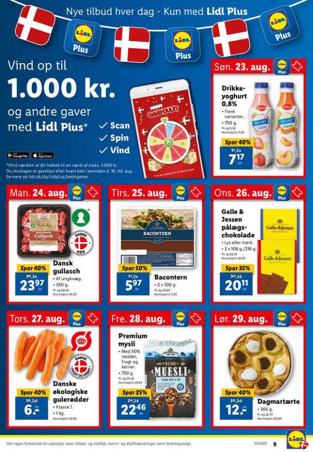 Lidl Plus avis . Lidl (2020-08-29-2020-08-29)