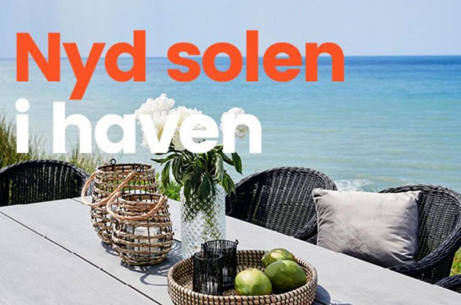 Nyd solen i haven . Silvan (2020-08-30-2020-08-30)