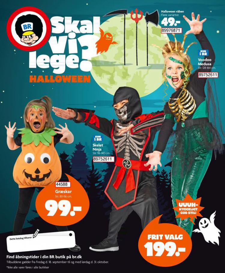 Skal vi lege Halloween?  . Fætter BR (2020-10-31-2020-10-31)